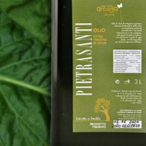 fusto olio oliva