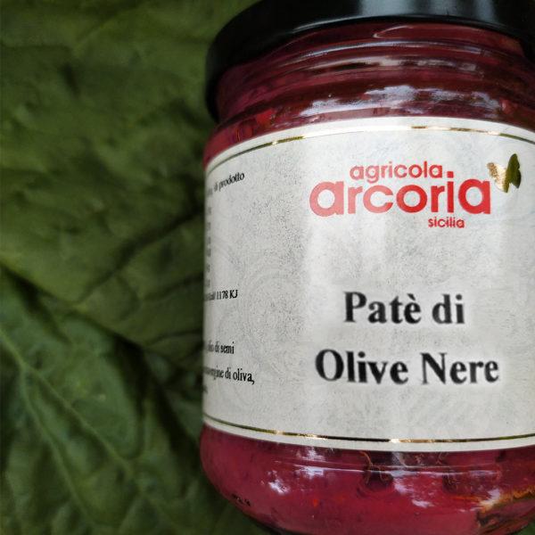 pate di olive nere