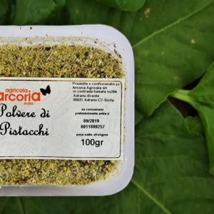 polvere di pistacchi
