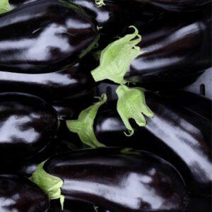 melanzana nera biologica