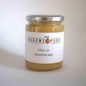 miele di arancio biologico