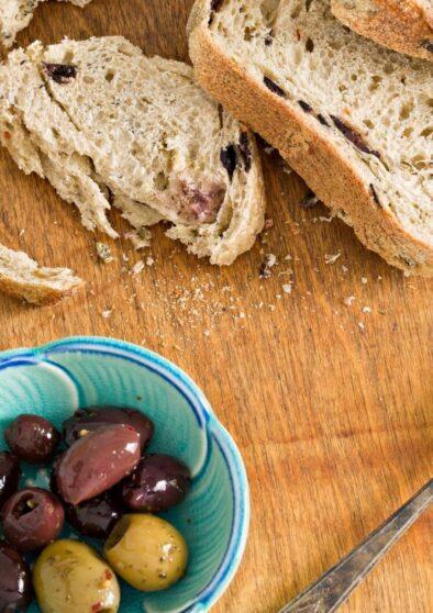 paninetti alle olive ricetta semplice e veloce