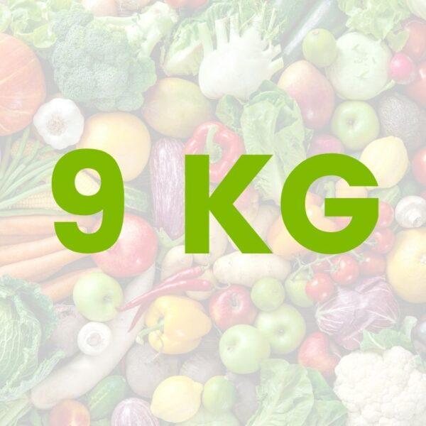 cesta ortaggi personalizzata 9kg
