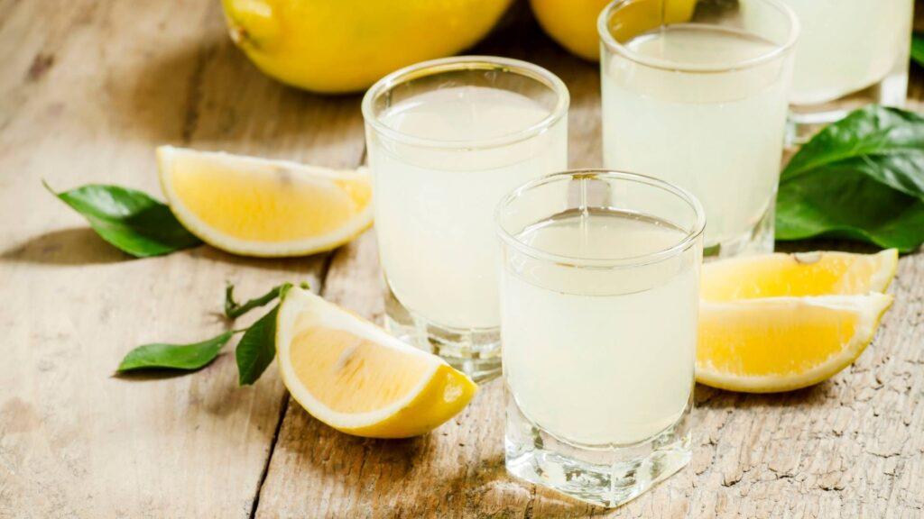 ricetta foglie limone