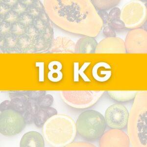 cesta frutta personalizzata 18 kg
