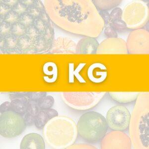 cesta frutta personalizzata 9 kg